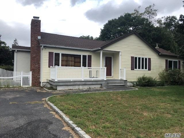 Photo of home for sale at 200 Orchid Dr, Mastic Beach NY