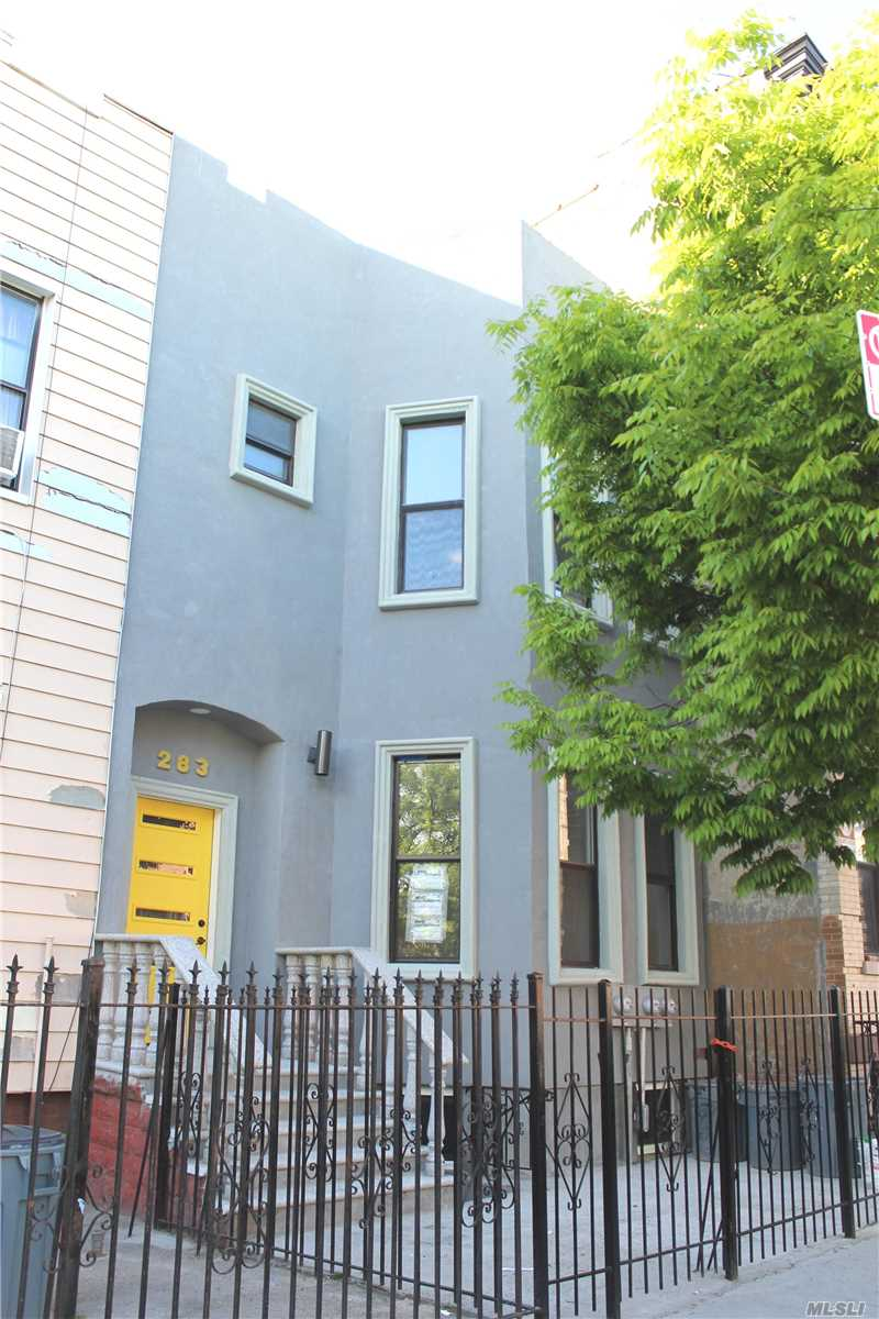 Photo of home for sale at 283 Cornelia St, Brooklyn NY