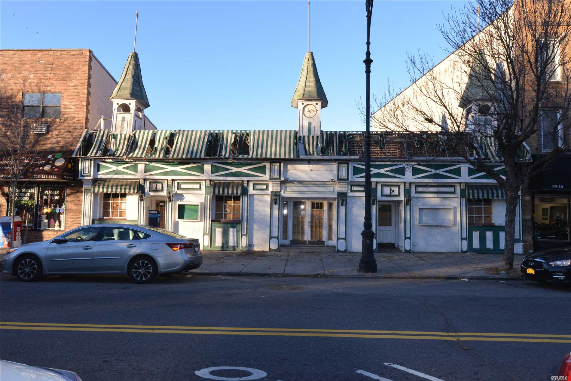Photo of home for sale at 79-13 Myrtle Ave, Glendale NY