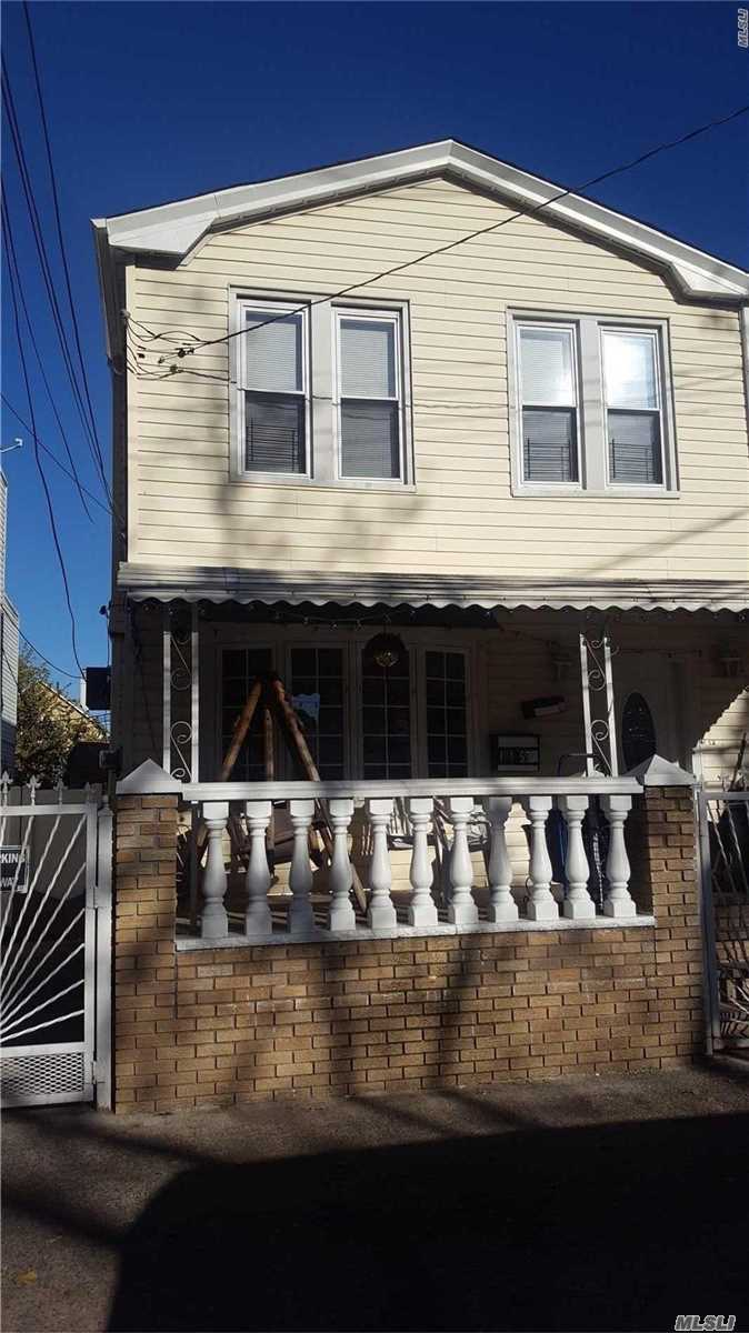 Photo of home for sale at 104-55 Lefferts Blvd, Richmond Hill NY