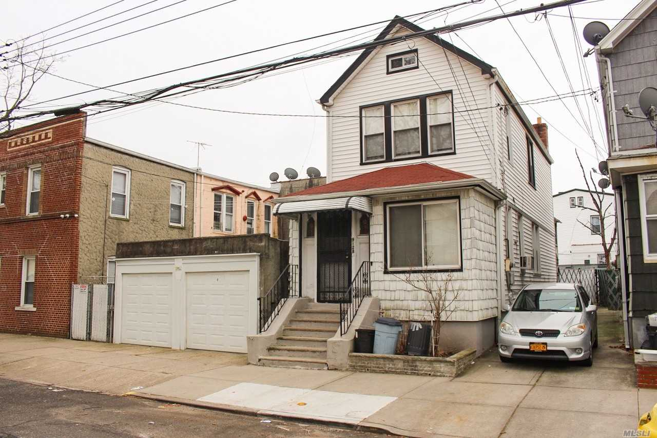 Photo of home for sale at 91-28 78 St, Woodhaven NY