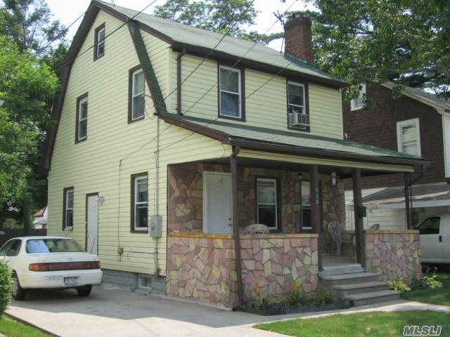 Photo of home for sale at 136 Lawson St, Hempstead NY