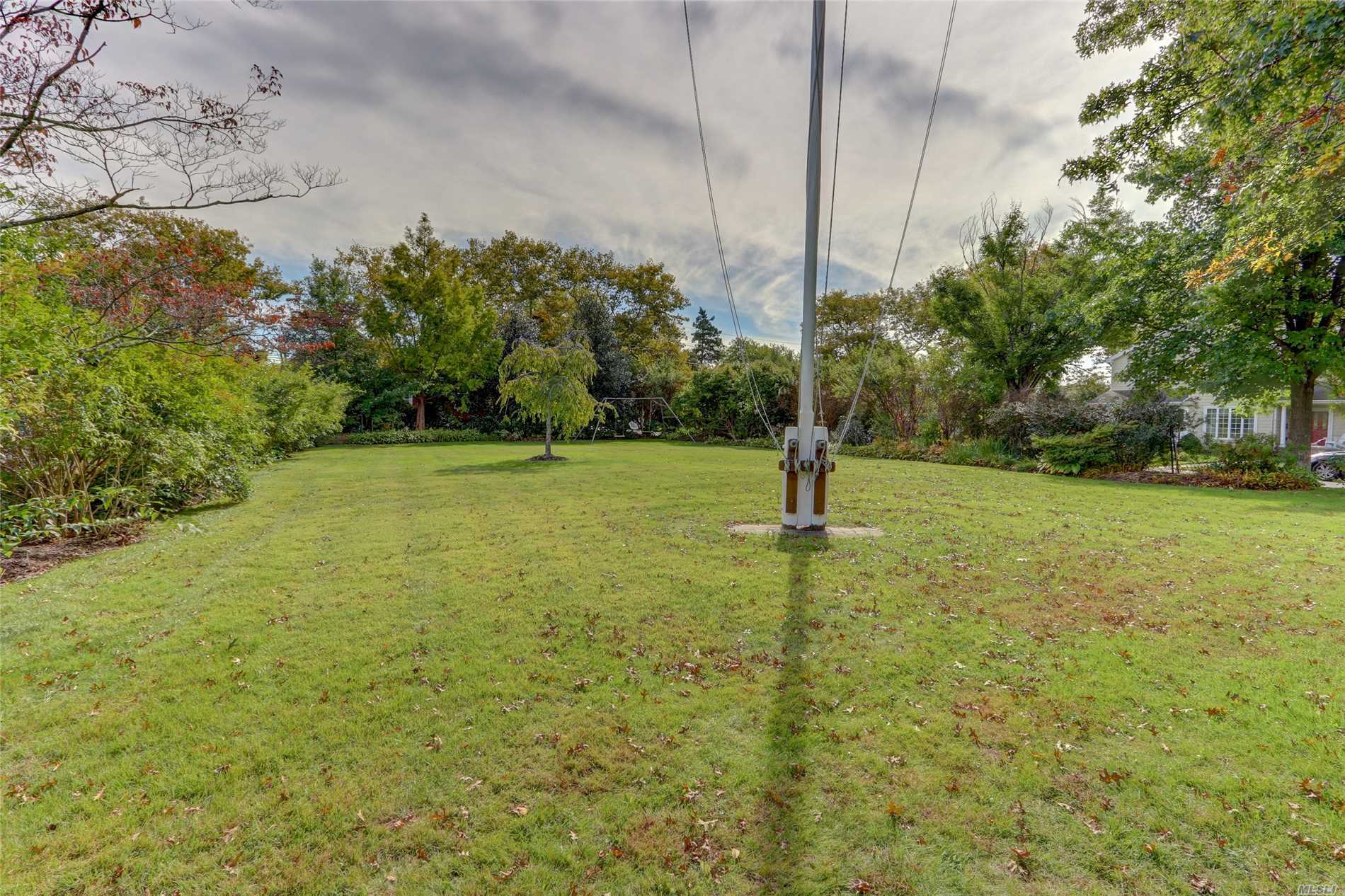 Photo of home for sale at Lot Bay Ave S, Brightwaters NY
