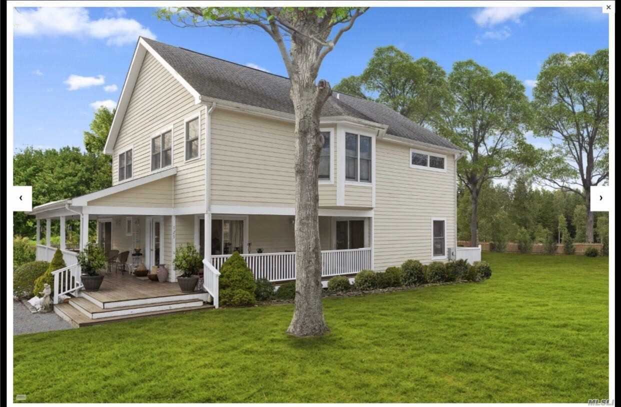 Photo of home for sale at 129 Sebonac Rd, Southampton NY