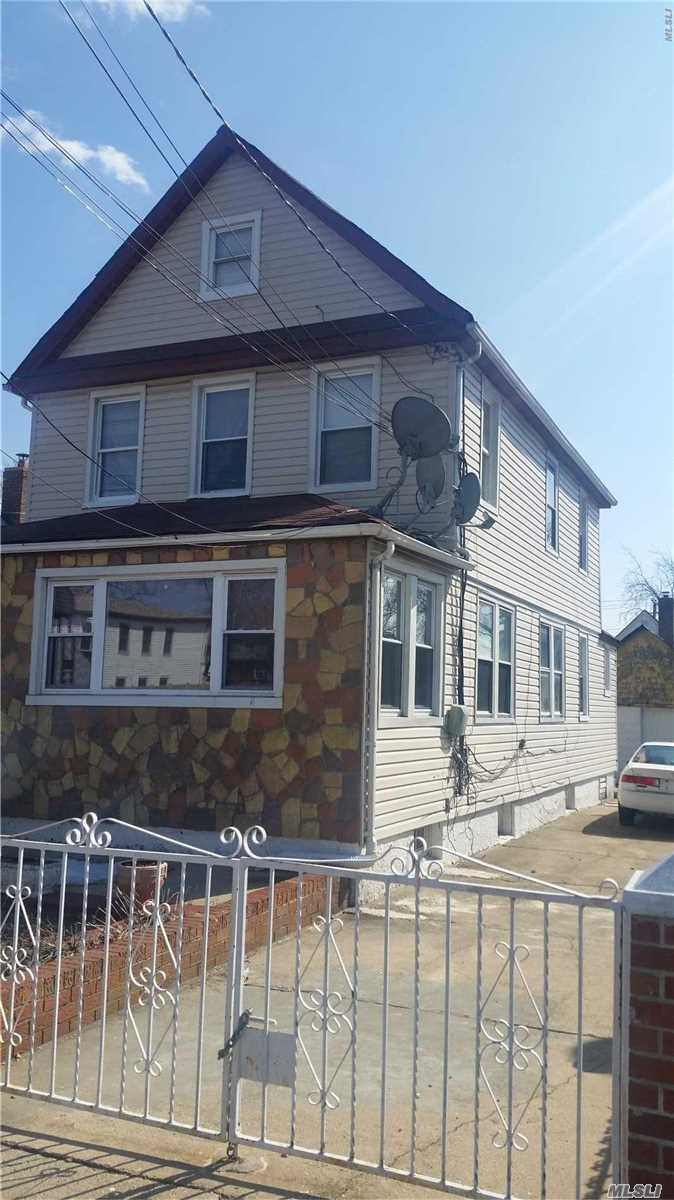 Photo of home for sale at 223-14 112Th Ave, Queens Village NY