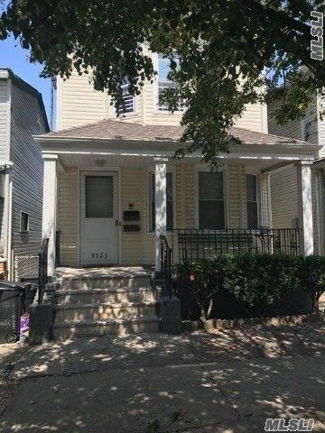Photo of home for sale at 95-23 97th Ave, Ozone Park NY