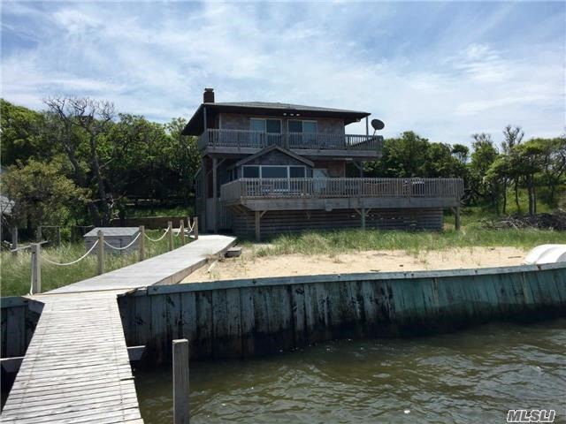 Photo of home for sale at Jones Walk, Water Island NY