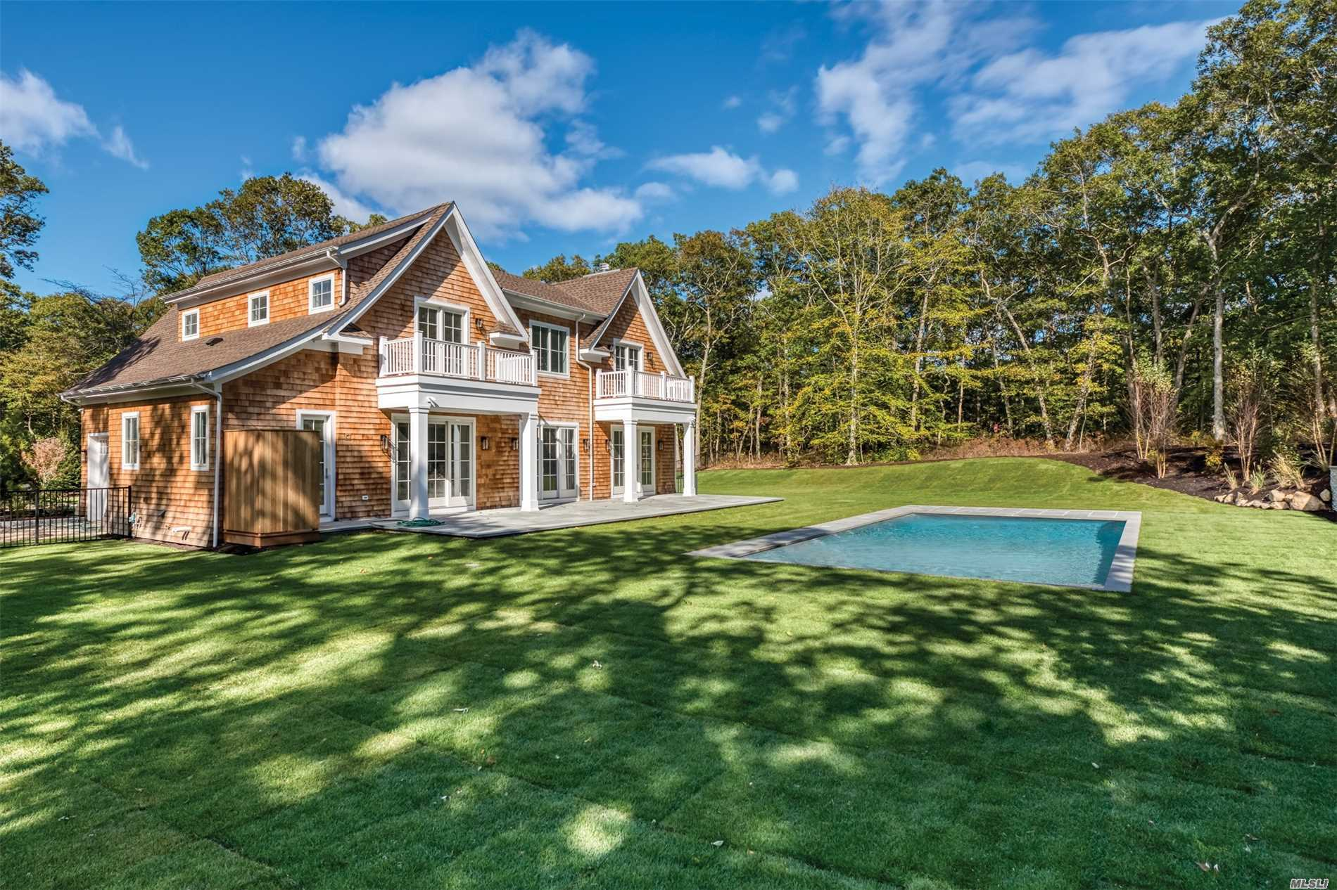 Photo of home for sale at 252 Millstone Brook Rd, Southampton NY