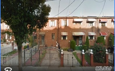 Photo of home for sale at 549 Watkins St, Brooklyn NY