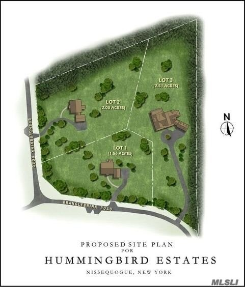 Photo of home for sale at 32 Branglebrink Rd, Nissequogue NY