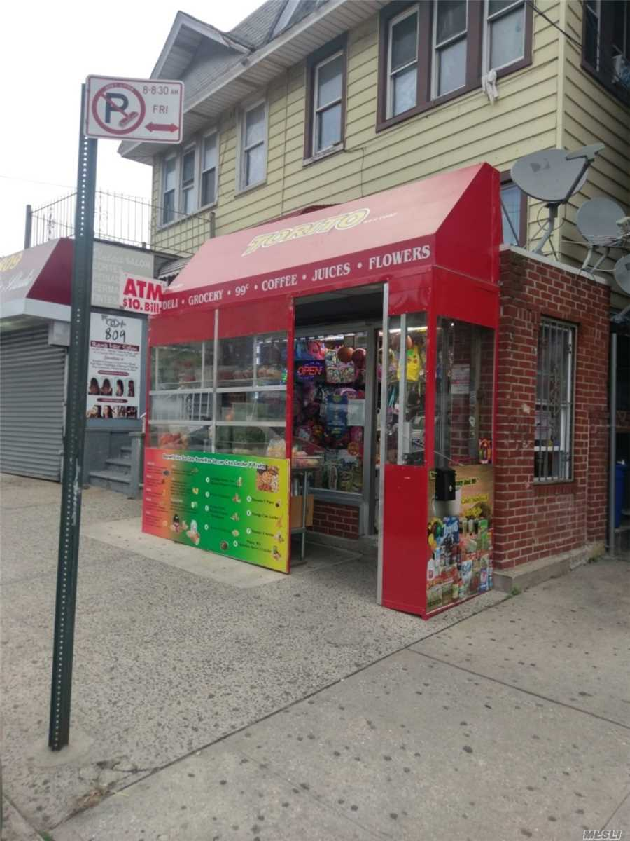 Photo of home for sale at 41-23 Junction Blvd, Corona NY