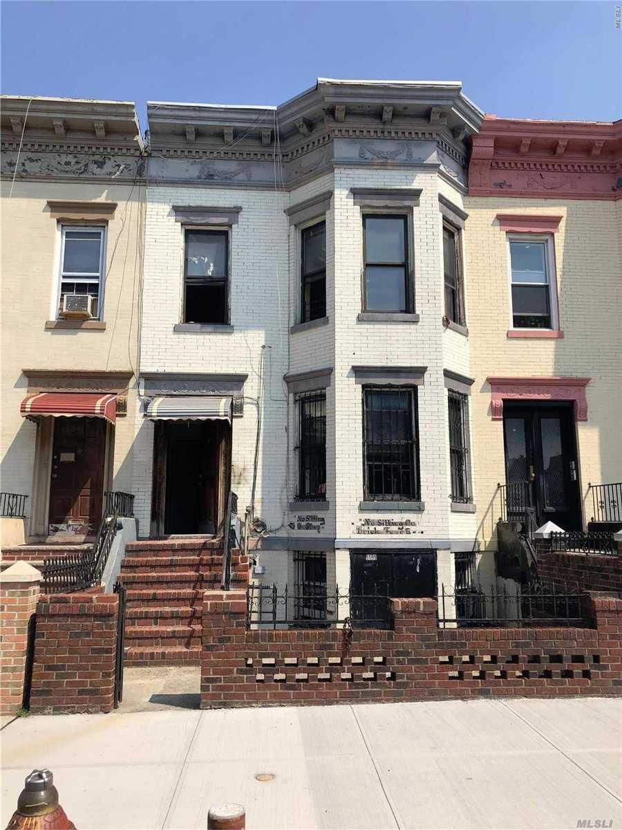Photo of home for sale at 1499 Saint Johns Pl, Brooklyn NY