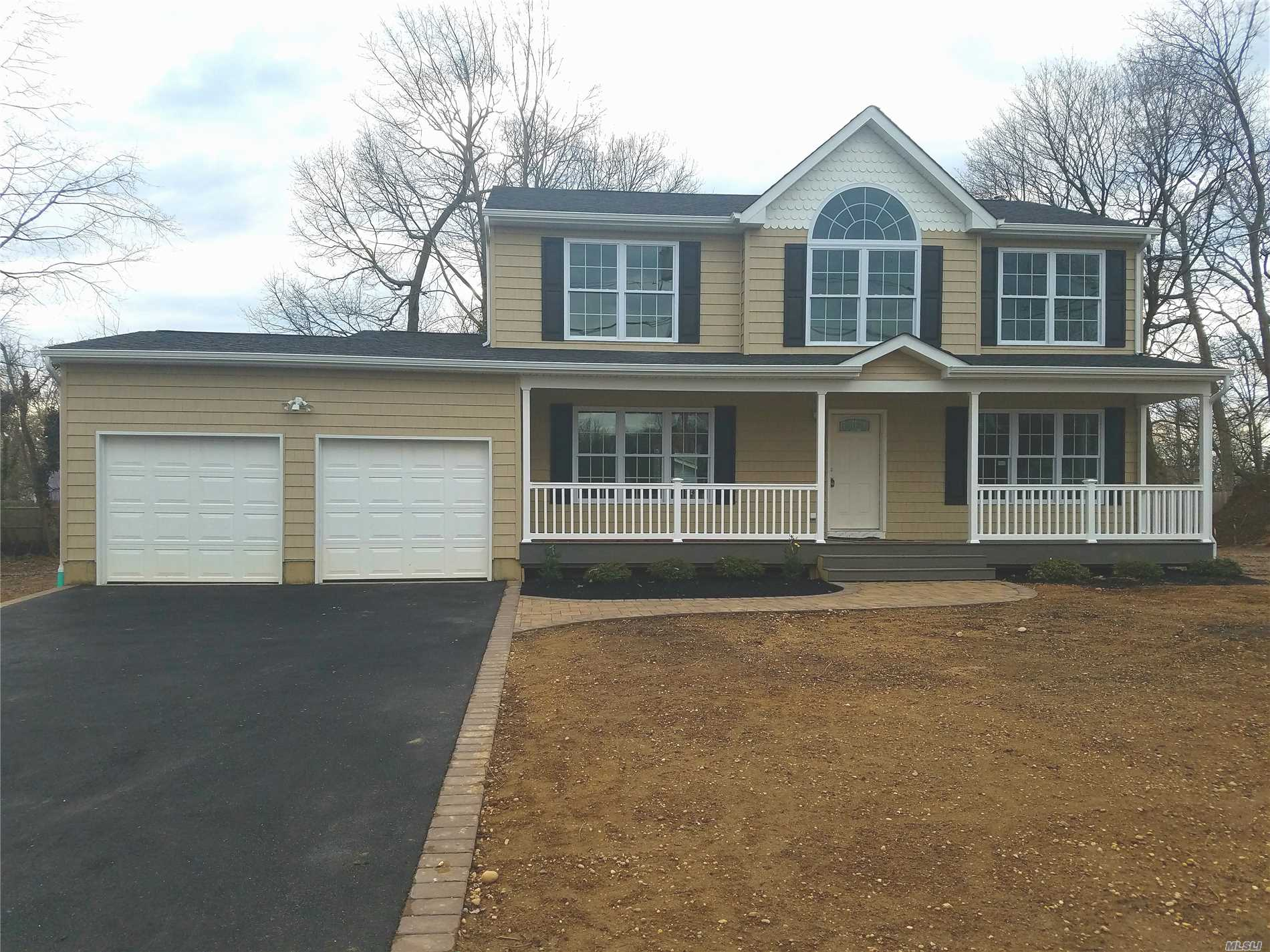 Photo of home for sale at N/C Jacqueline Ln, Centereach NY