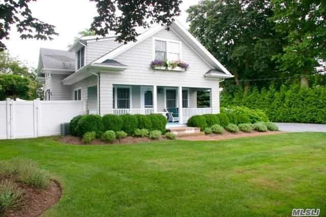 Photo of home for sale at 48 Shore Rd, Remsenburg NY