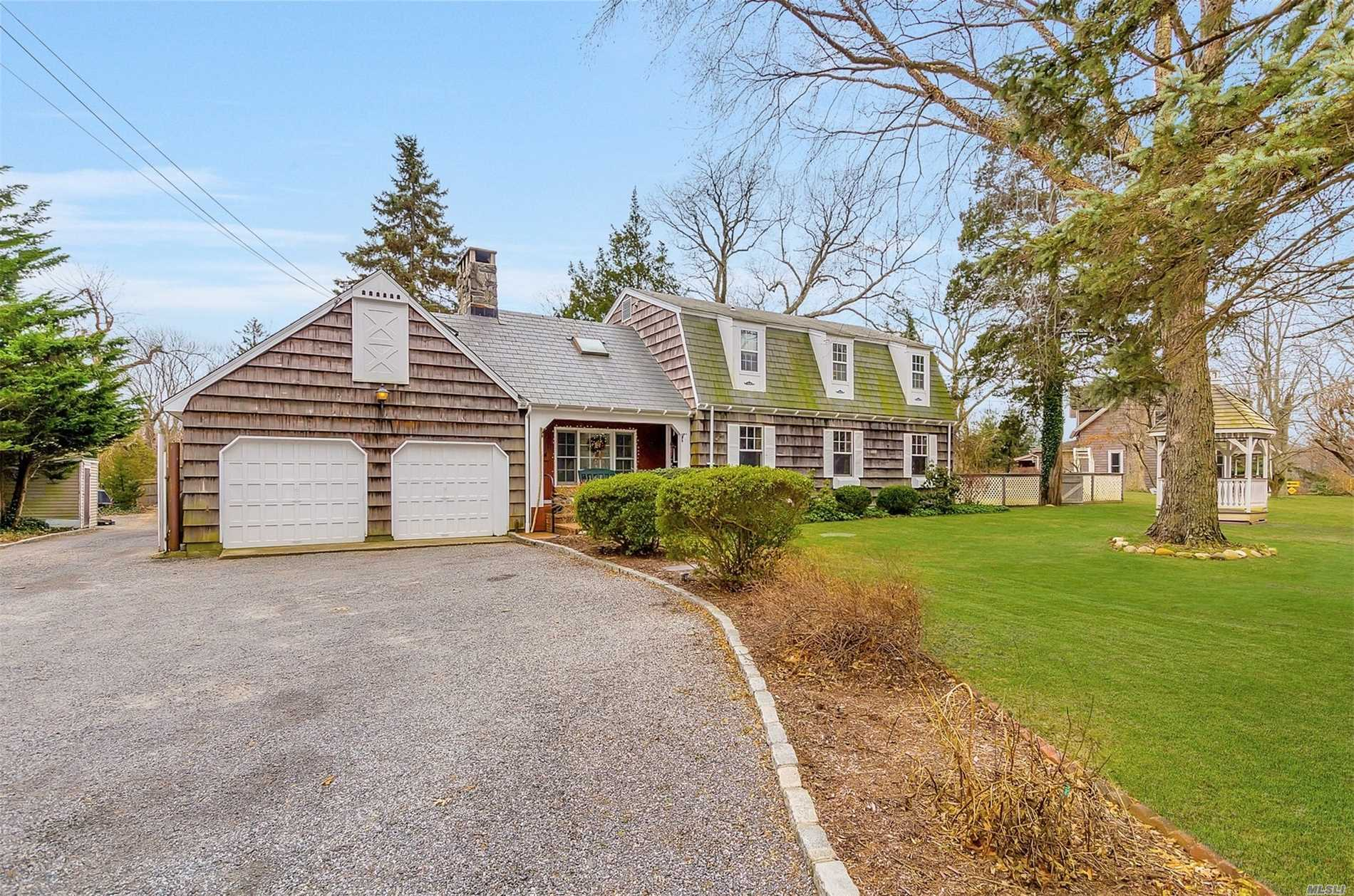 Photo of home for sale at 1 Hill Rd, St. James NY