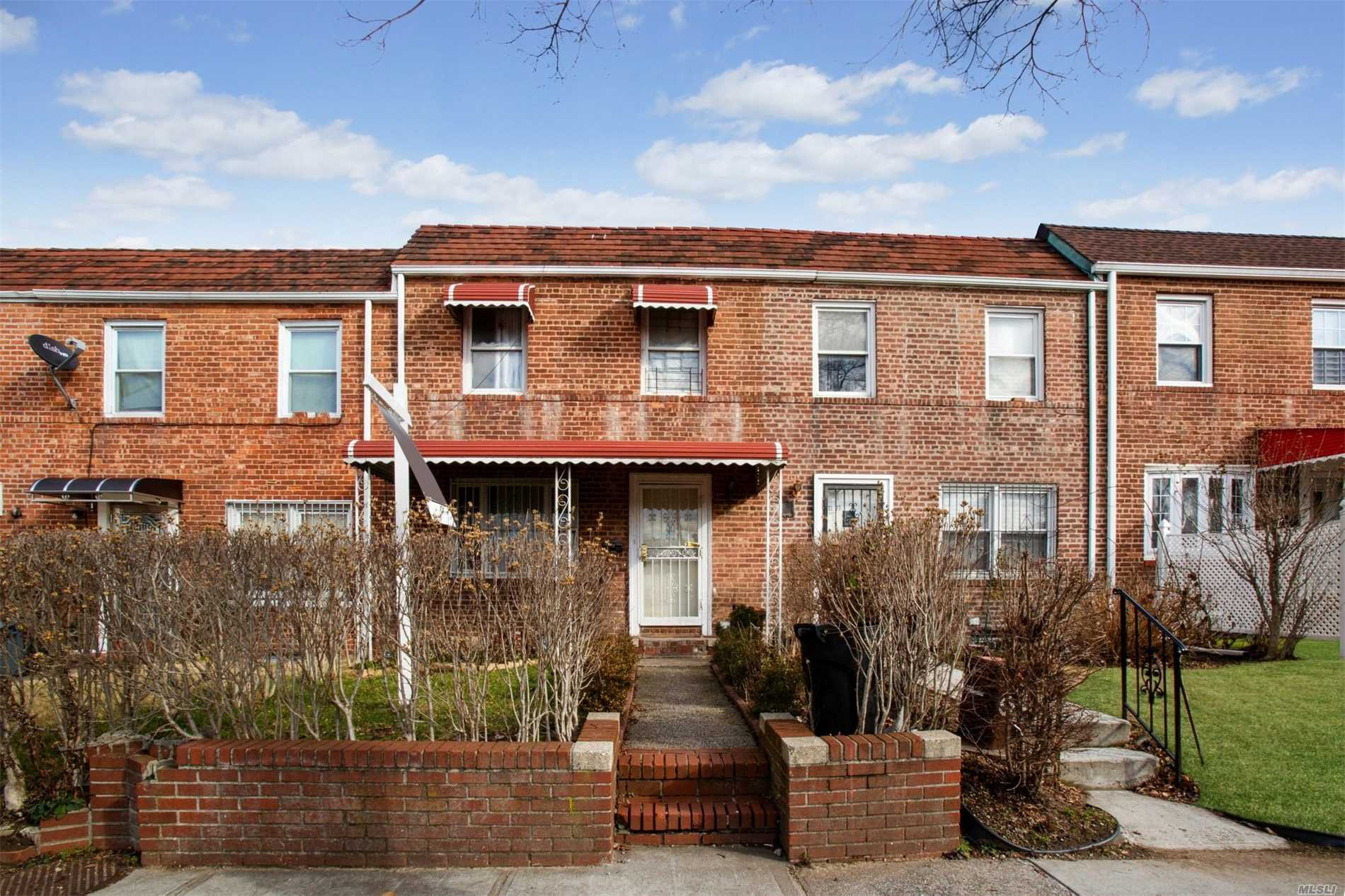 Photo of home for sale at 113-25 Francis Lewis Blvd, Queens Village NY