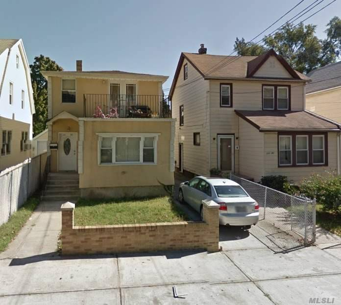 Photo of home for sale at 111-39 207th St, Queens Village NY