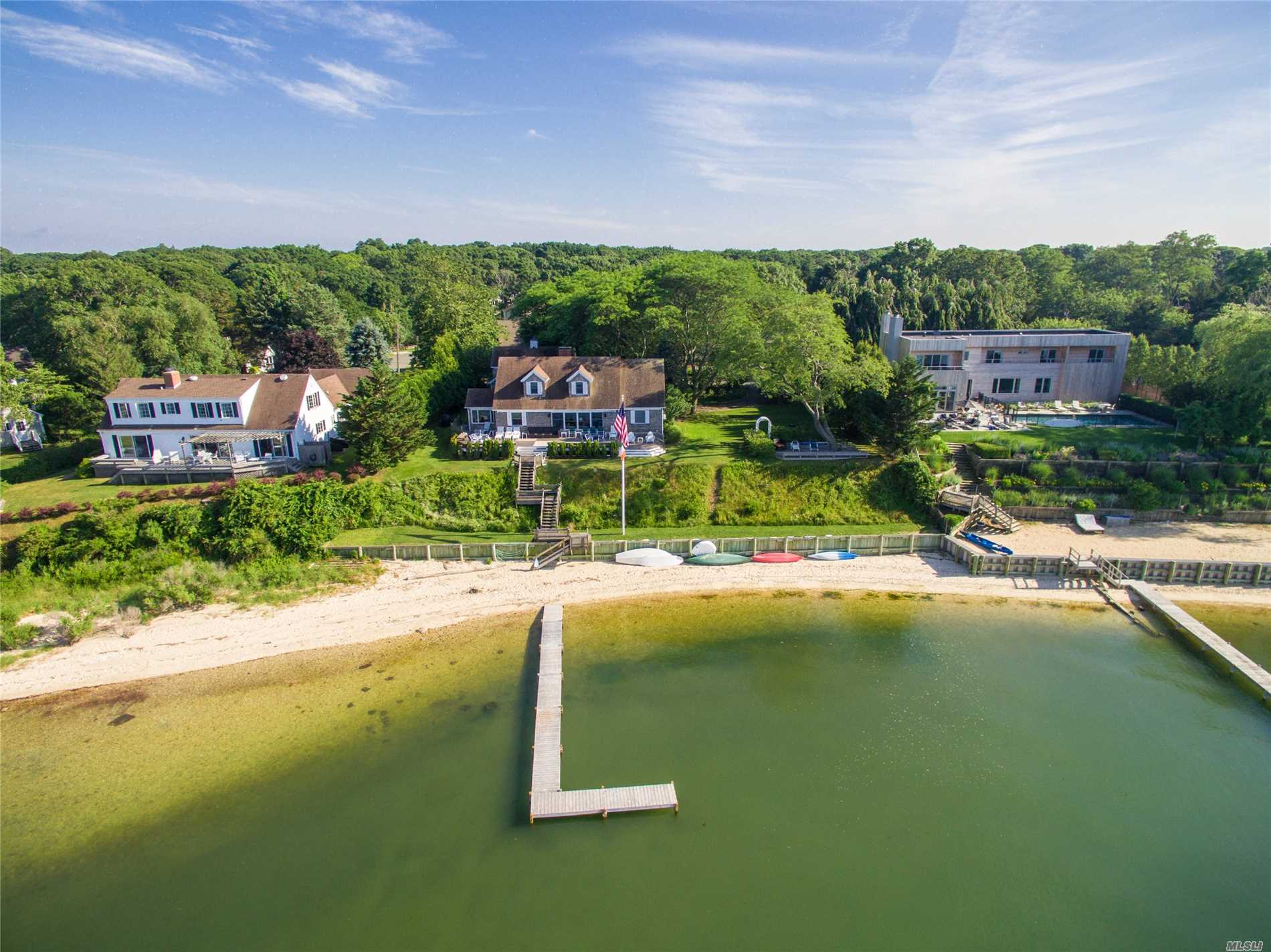 Photo of home for sale at 1605 Parish Dr N, Southold NY