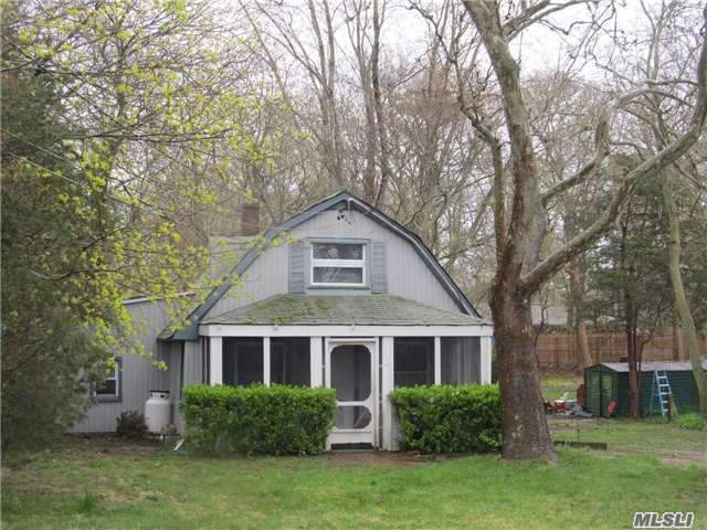 Photo of home for sale at 3 Box Tree Rd, East Quogue NY