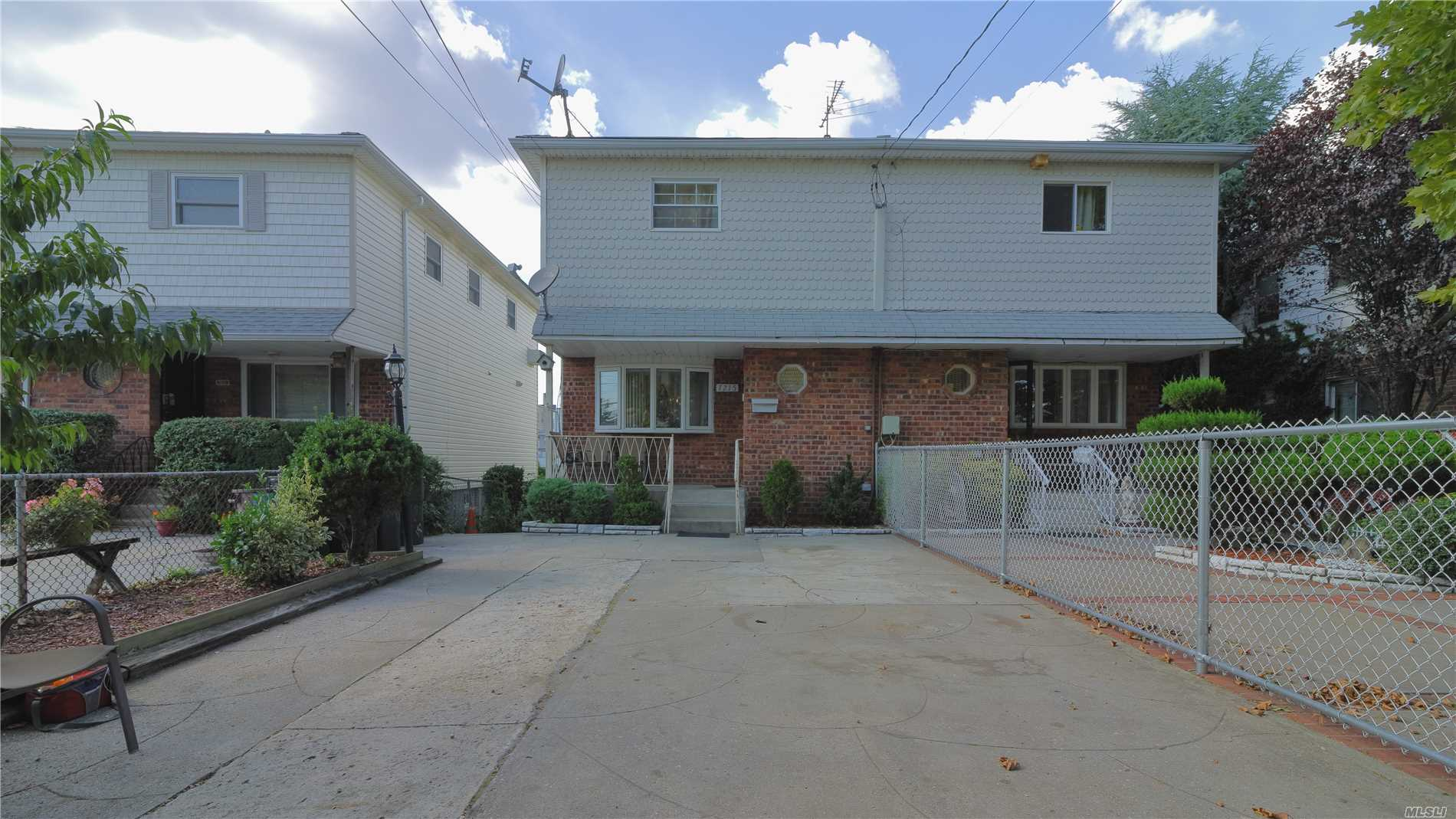 Photo of home for sale at 7215 Avenue U, Brooklyn NY