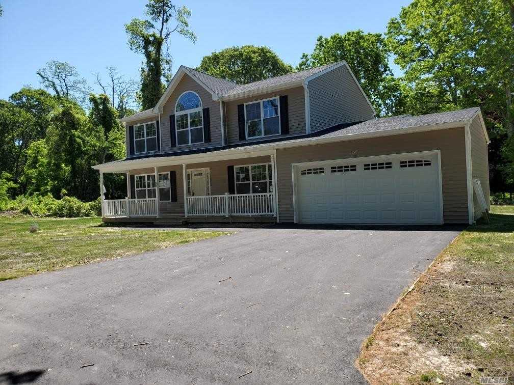Photo of home for sale at Lot#9 Church Ln, Middle Island NY