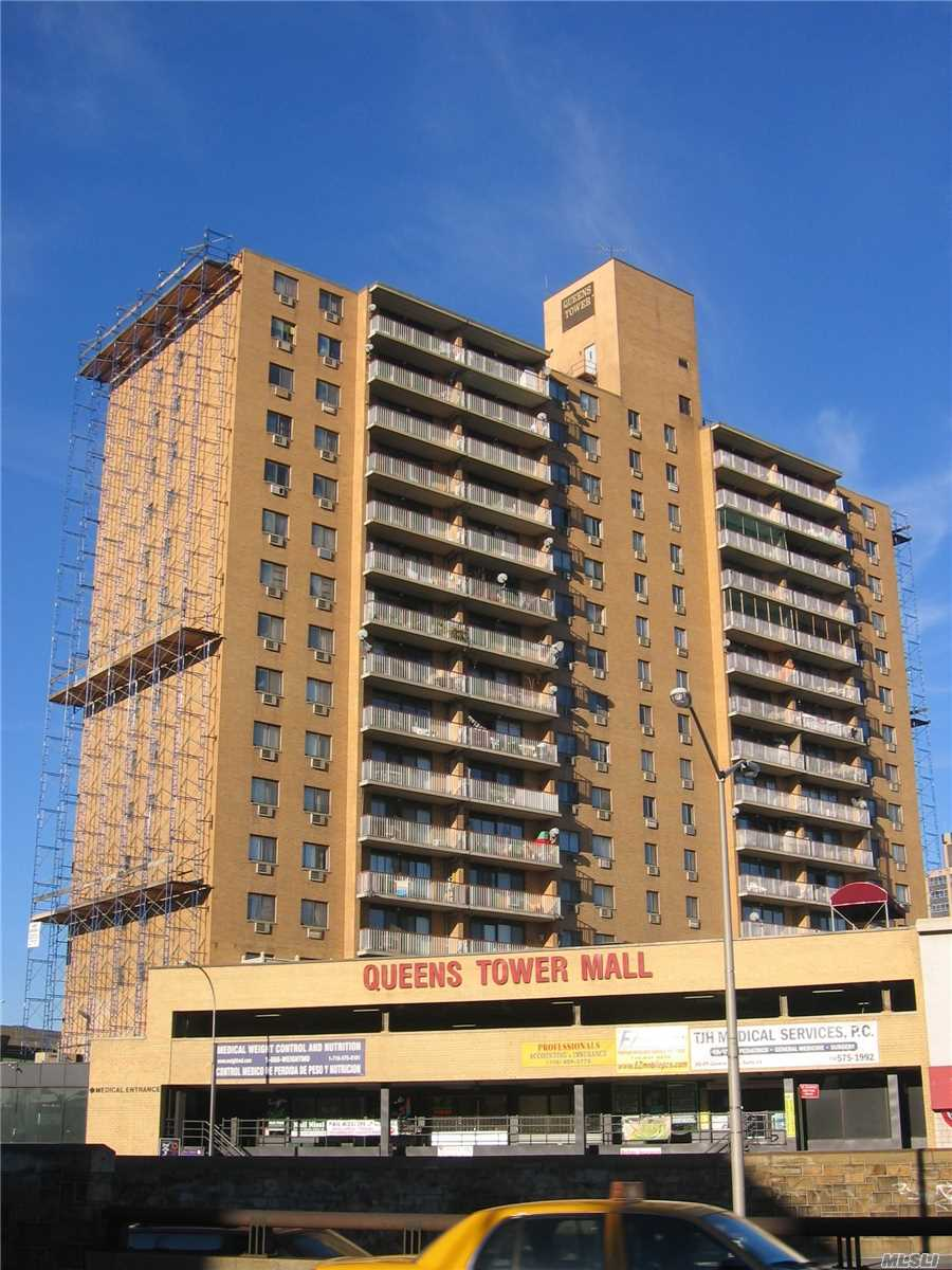 Photo of home for sale at 92-29 Queens Blvd, Rego Park NY
