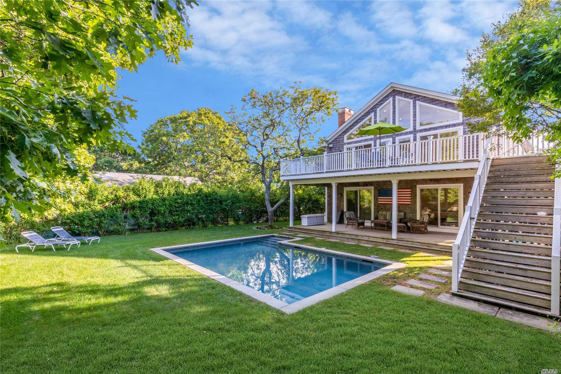 Photo of home for sale at 21 Mulford Ave, Montauk NY