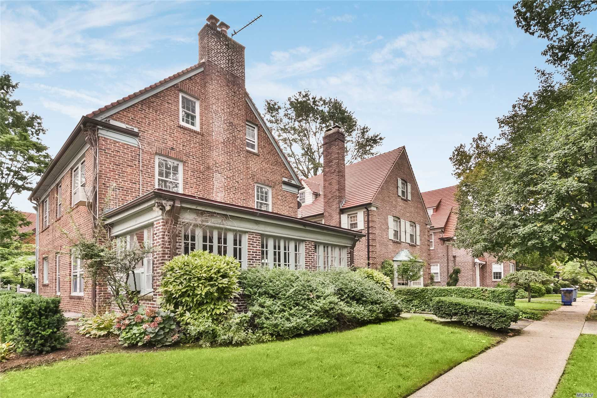 Photo of home for sale at 22 Summer St, Forest Hills NY