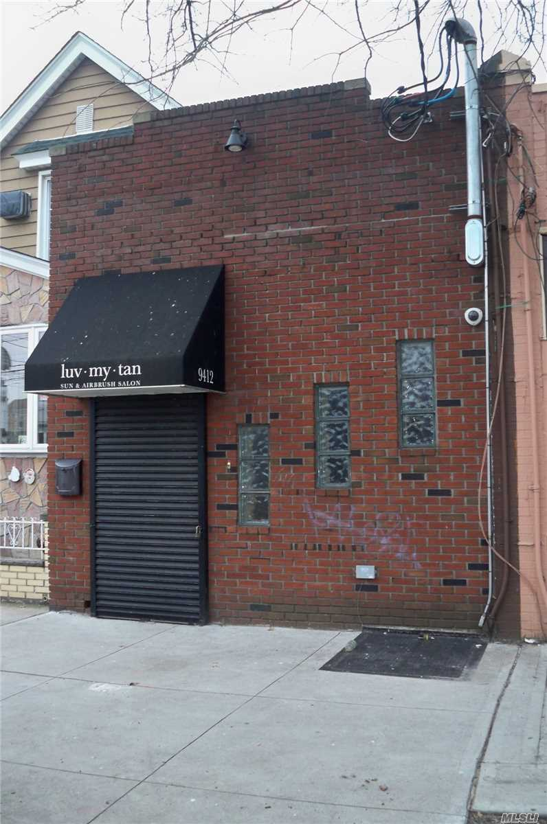 Photo of home for sale at 94-12 Linden Blvd, Ozone Park NY