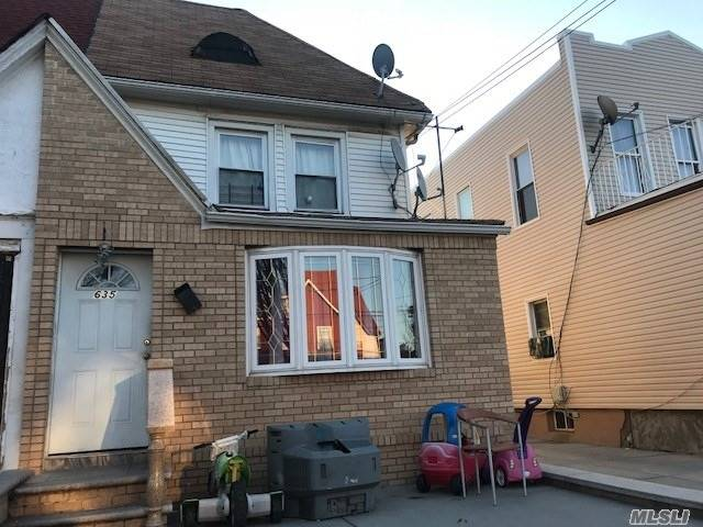 Photo of home for sale at 635 53 St E, Brooklyn NY