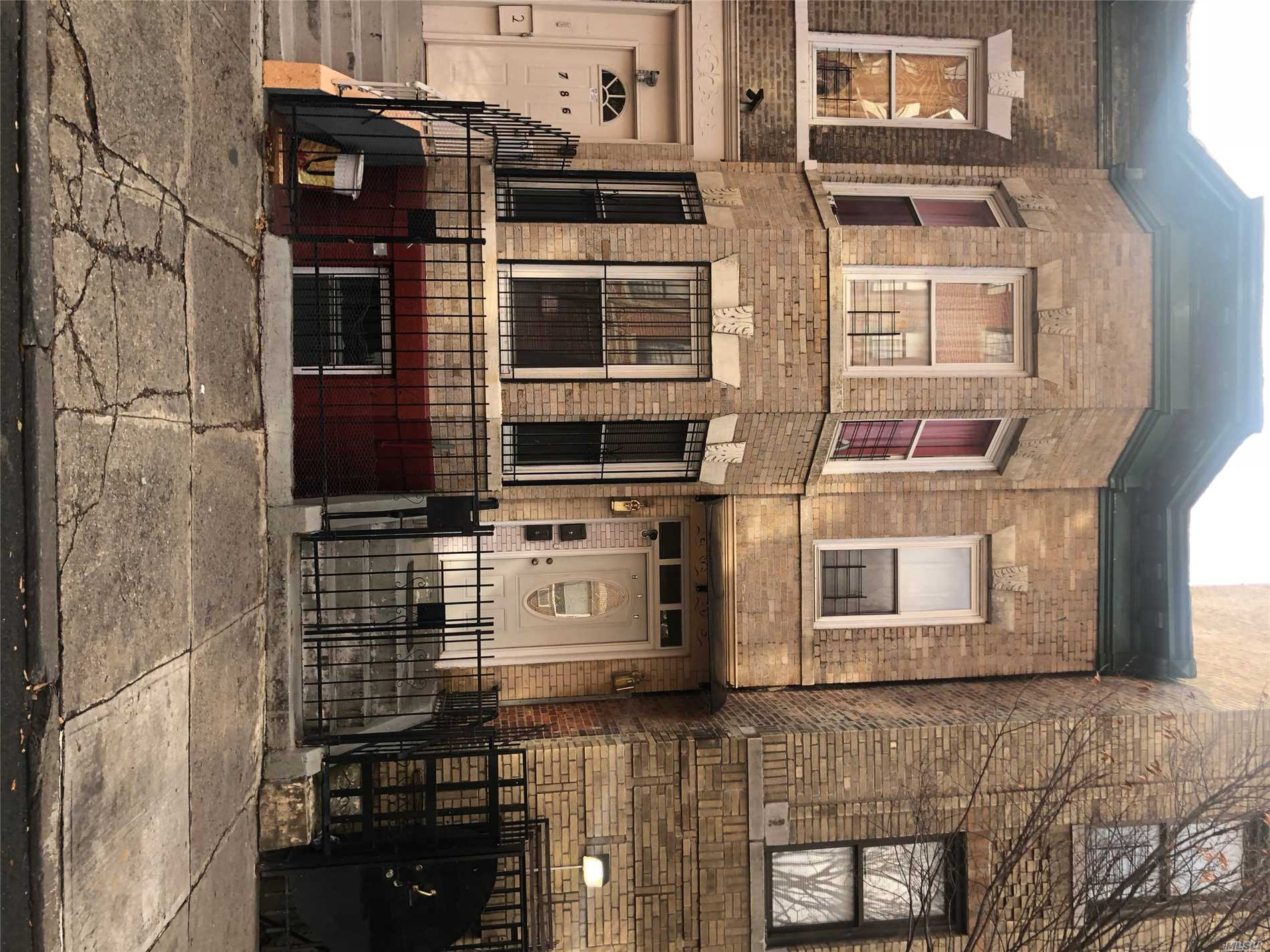 Photo of home for sale at 784 Garden, Bronx NY