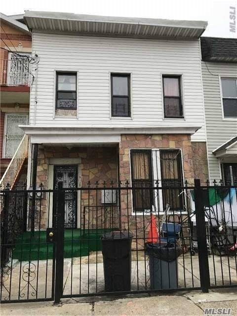 Photo of home for sale at 842 Belmont Ave, Brooklyn NY