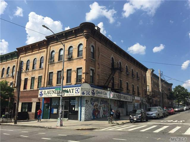 Photo of home for sale at 253 Irving Ave, Bushwick NY