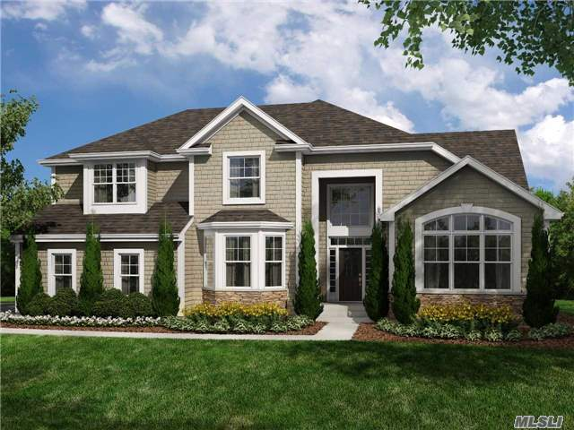 Photo of home for sale at Lot #6 Harborfields Est, Greenlawn NY