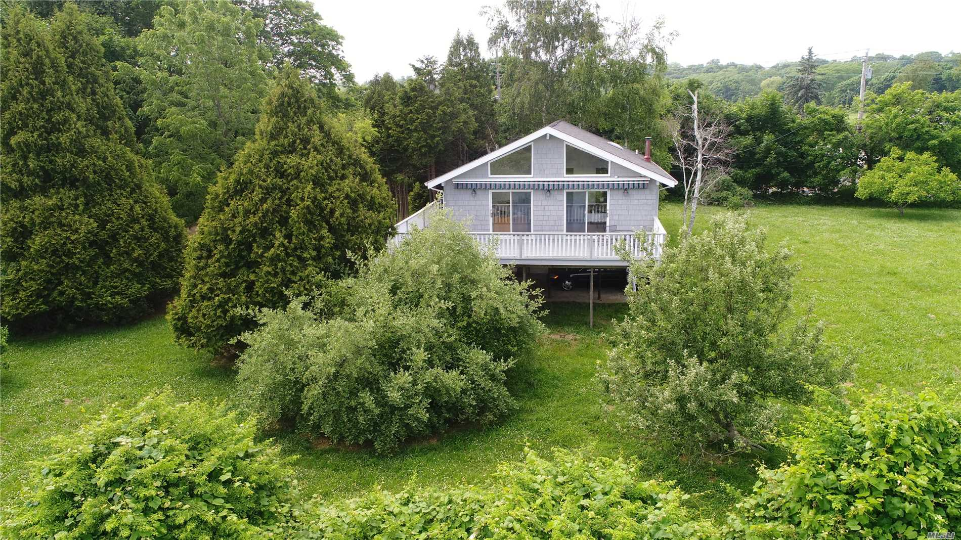 Photo of home for sale at 27840 Main Rd, Orient NY