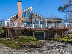 Photo of home for sale at 1 Osprey Rd, Shelter Island NY