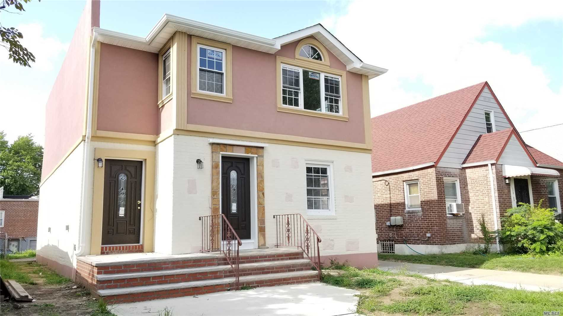 Photo of home for sale at 179-03 135 Ave, Springfield Gdns NY