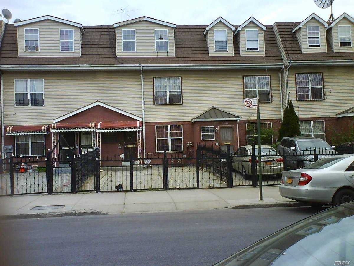 Photo of home for sale at 1159 Vyse Ave, Bronx NY