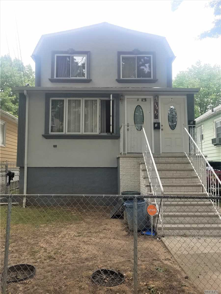 Photo of home for sale at 134-37 173rd St, Jamaica NY