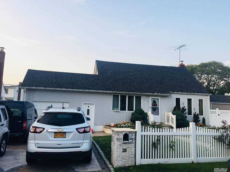 Photo of home for sale at 238 35th St, Lindenhurst NY