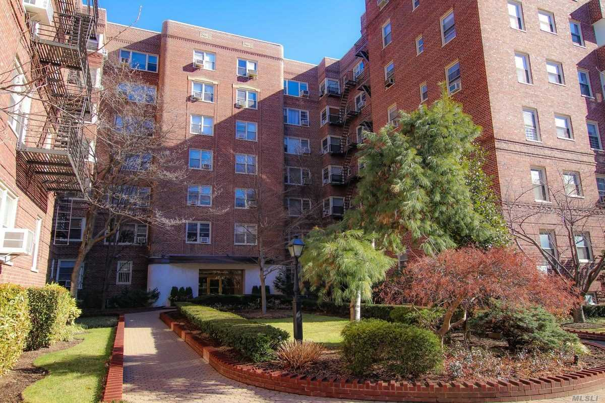 Photo of home for sale at 68-61 Yellowstone Blvd, Forest Hills NY