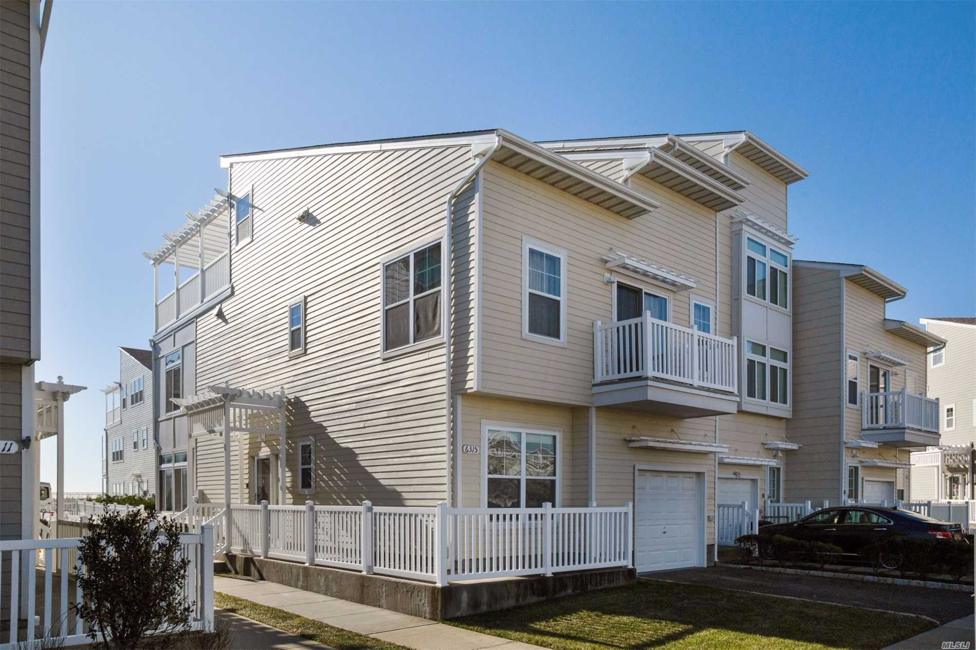 Photo of home for sale at 6315 Ocean Avenue  S, Arverne NY