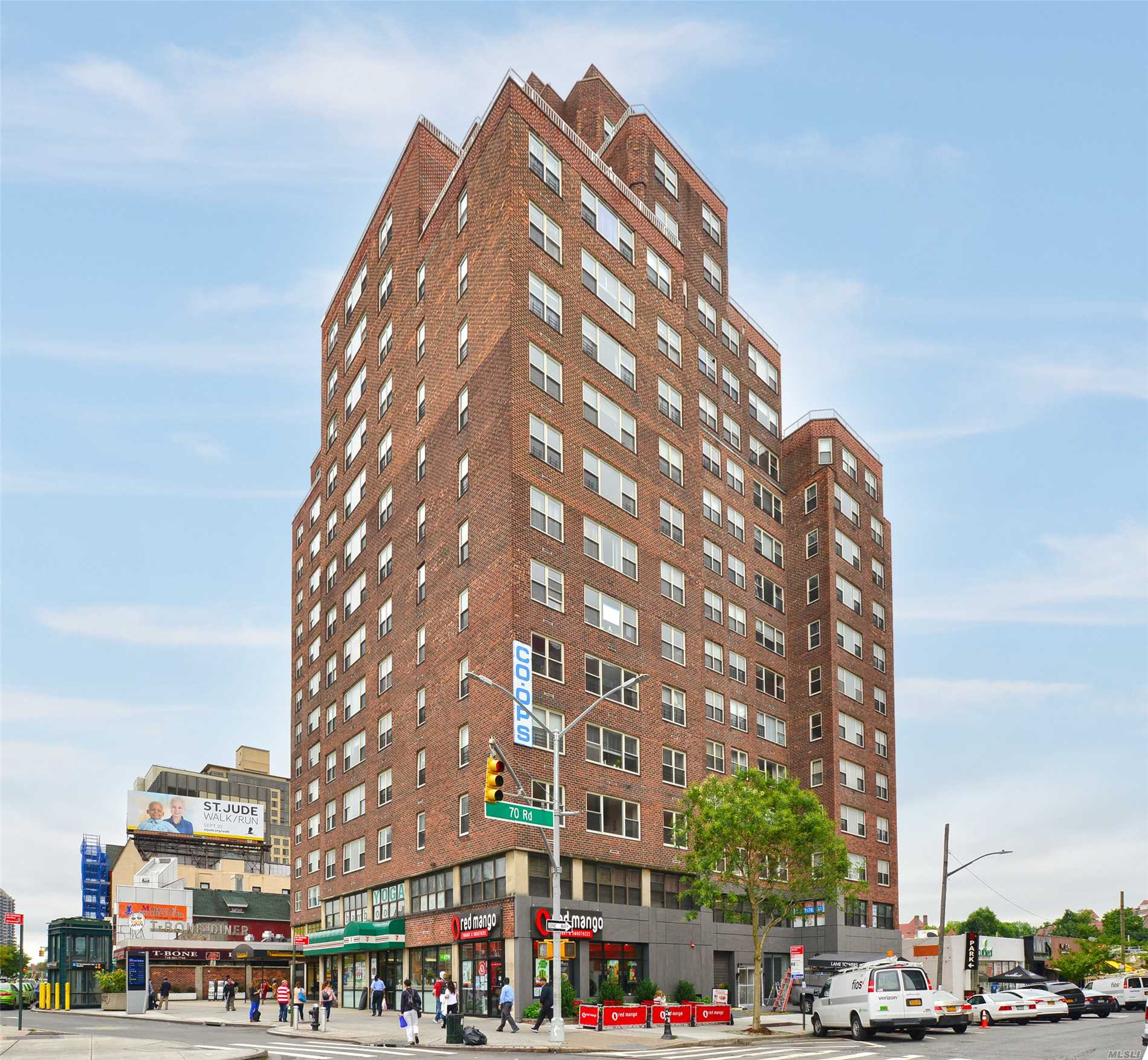 Photo of home for sale at 107-40 Queens Boulevard, Forest Hills NY