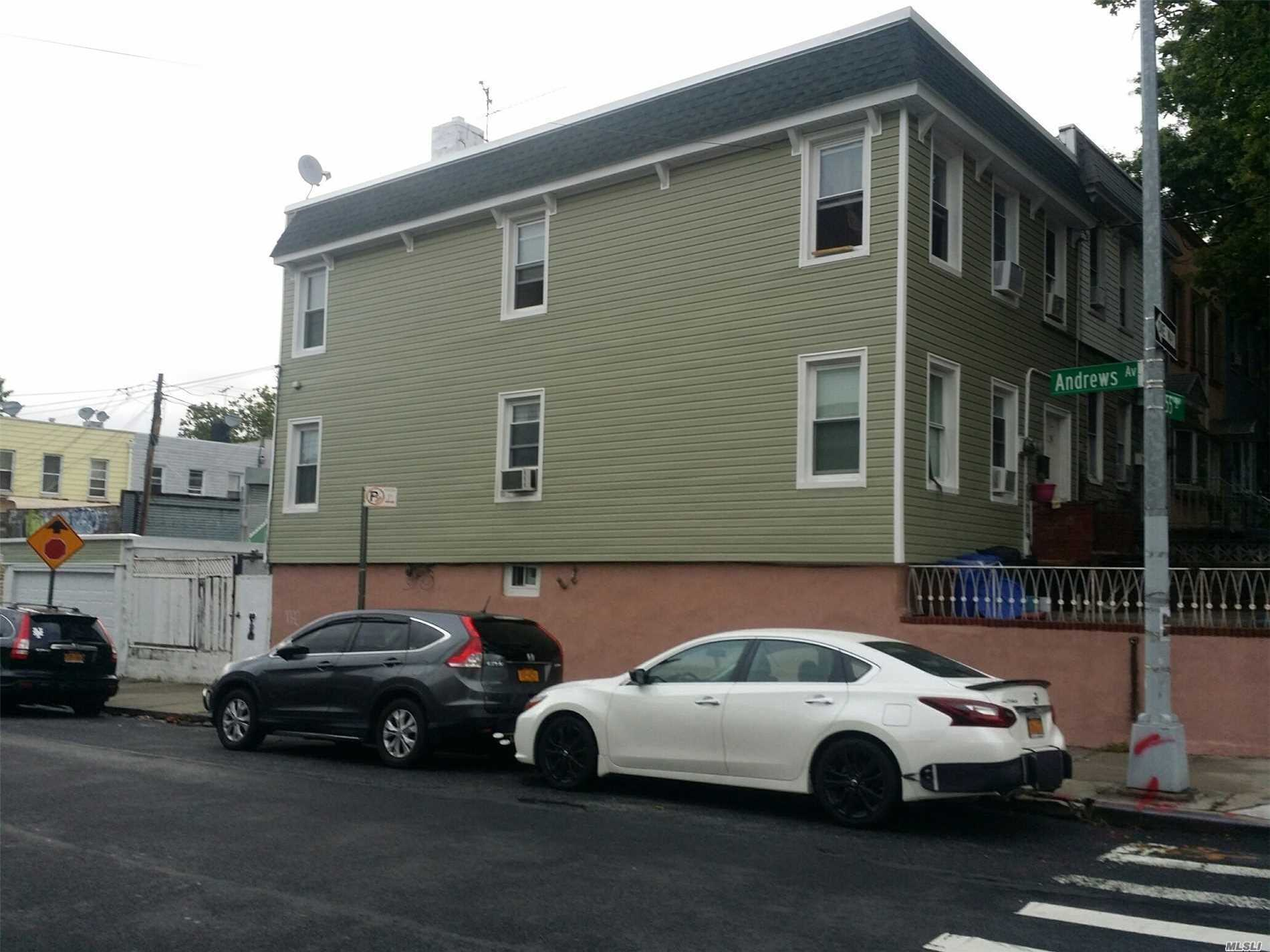 Photo of home for sale at 61-29 55th St, Maspeth NY