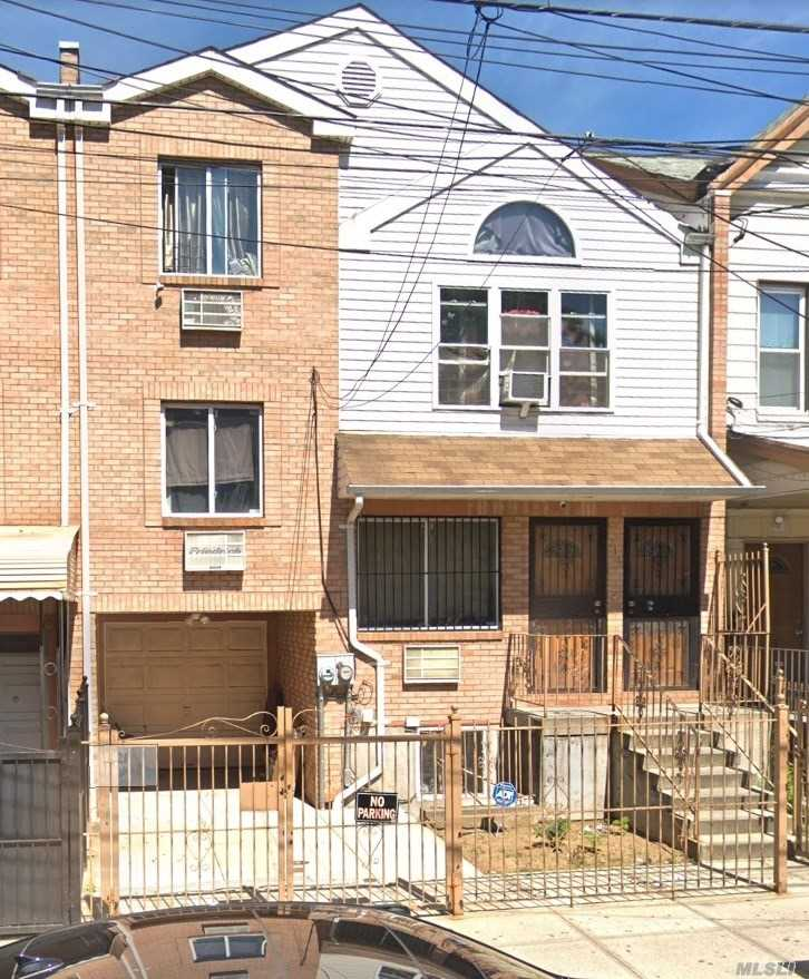 Photo of home for sale at 211 Warwick St, Brooklyn NY