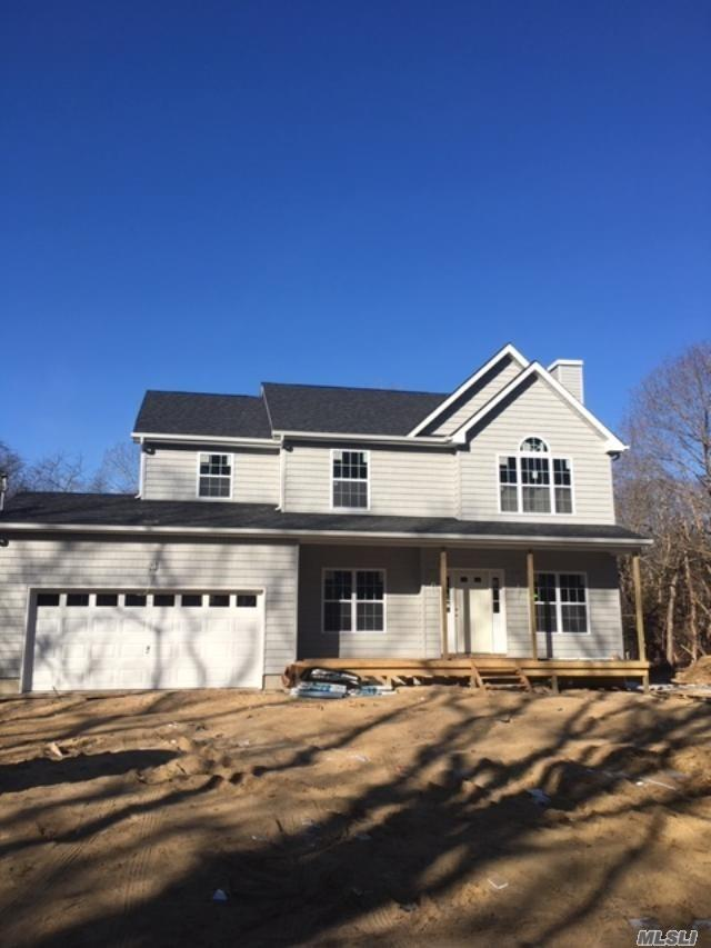 Photo of home for sale at Lot 3 Private Rd, East Moriches NY