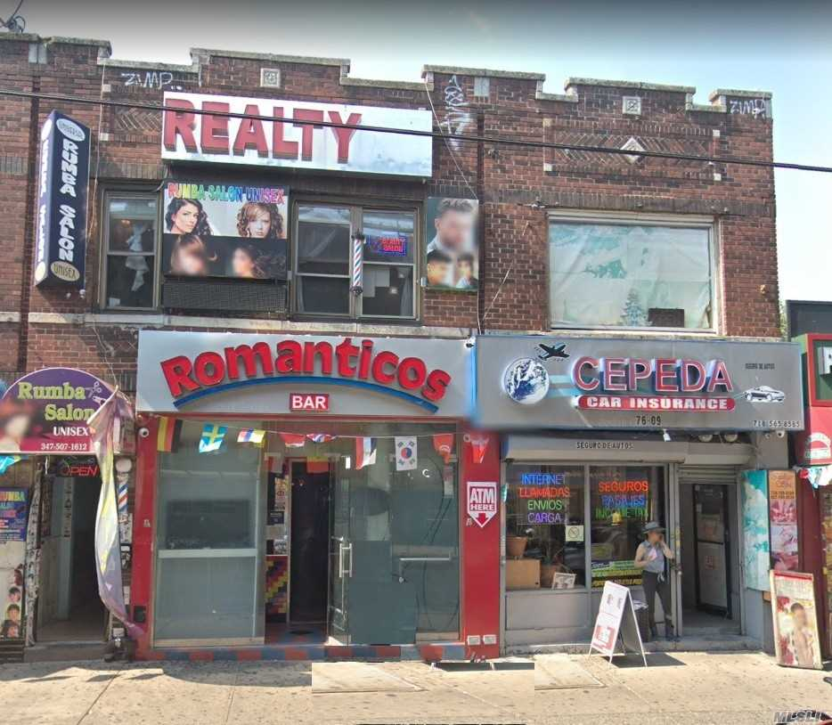 Photo of home for sale at 76-07 Roosevelt Ave, Jackson Heights NY
