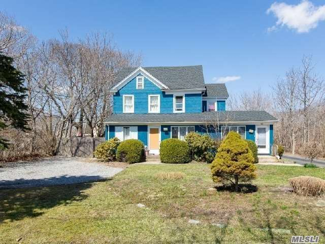 Photo of home for sale at 680 Montauk Hwy, East Quogue NY