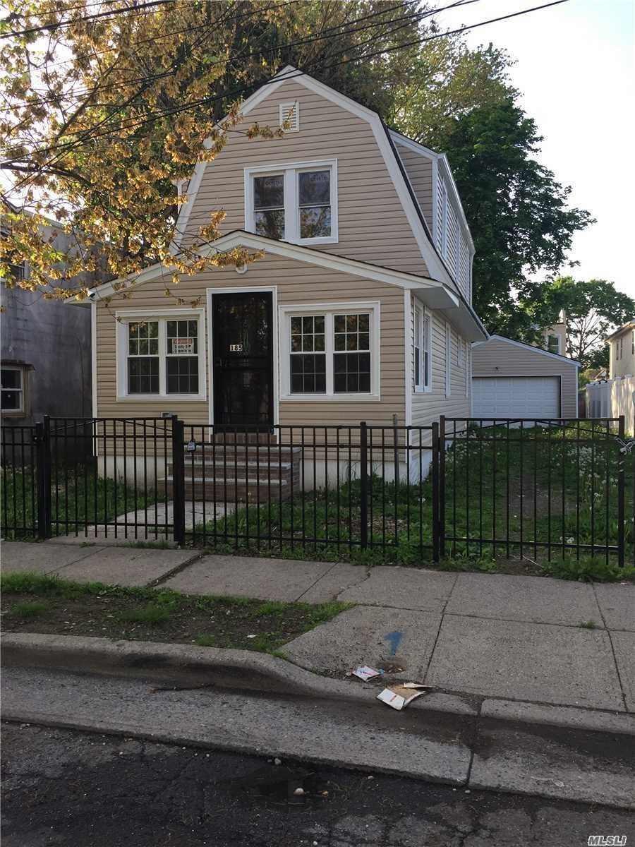 Photo of home for sale at 185 Harvard St, Hempstead NY