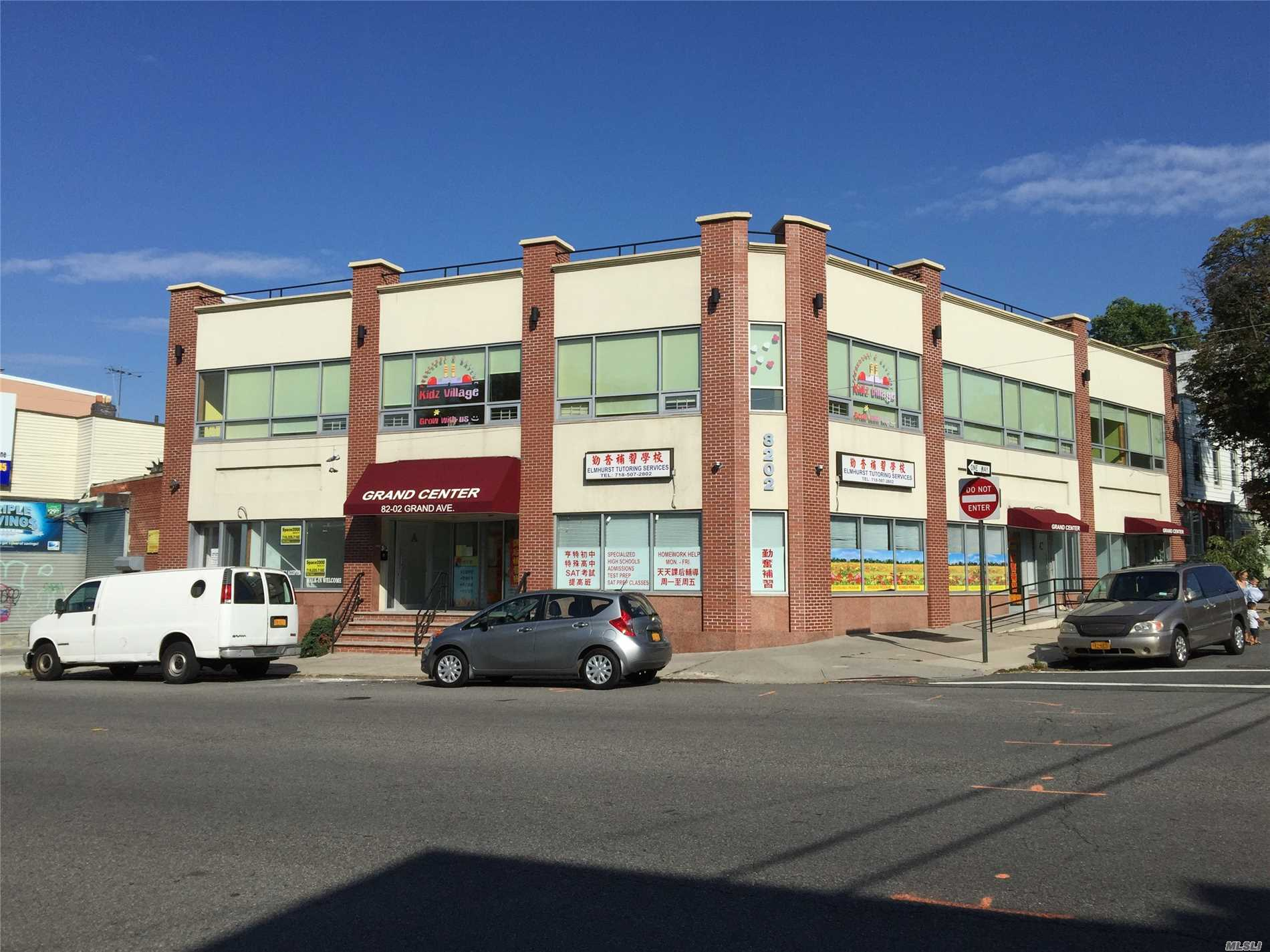Photo of home for sale at 82-02 Grand Ave, Elmhurst NY